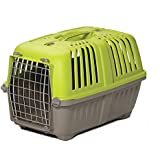 Midwest Homes for Pets Spree Travel Carrier, 19-Inch, Green