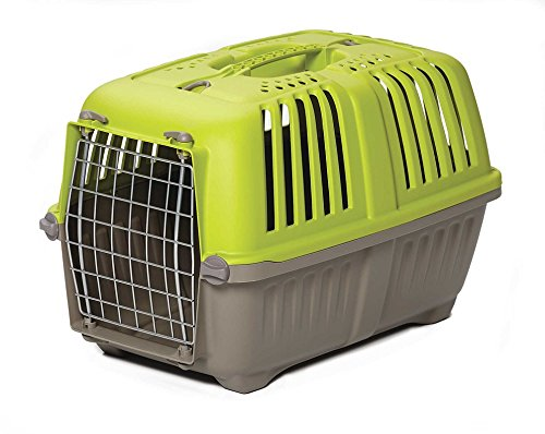 Midwest Homes for Pets Spree Travel Carrier, 22-Inch, Green