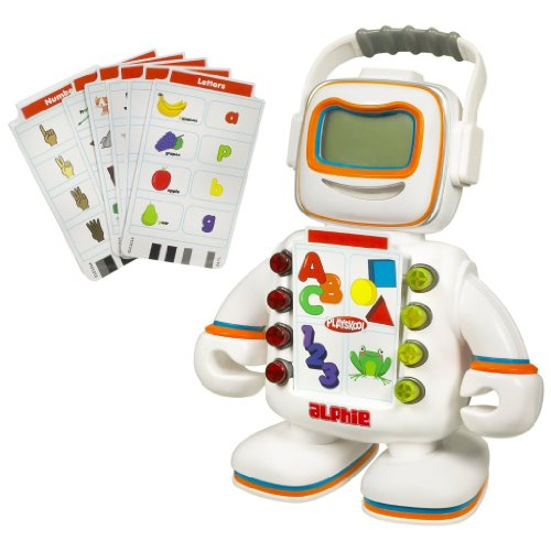 Toy / Game Playskool Alphie Introduce Your Child To Letters, Math Skills, Special Reasoning, And Much More