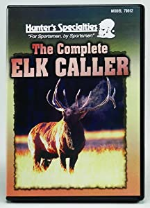 Hunters Specialties The Complete Elk Caller Hunting Instructional DVD by Hunter