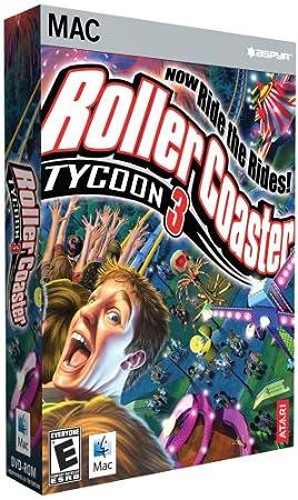 RollerCoaster Tycoon 3 (Mac)