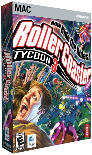 Roller Coaster Tycoon 3 (Mac)