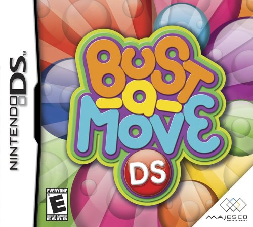 Bust-a-Move - Nintendo DS - 1