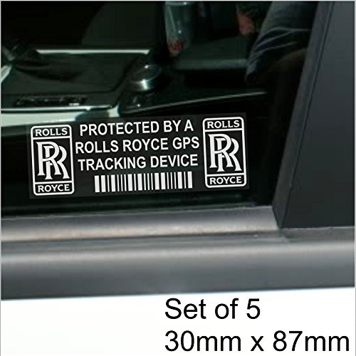 Best Deal 5 x Rolls Royce GPS Tracking Device Security