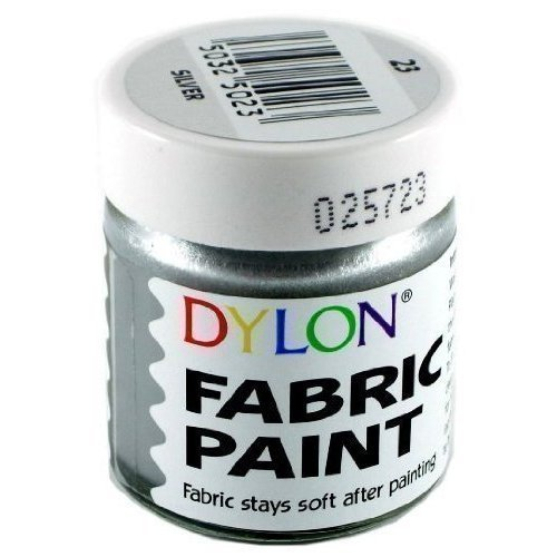dylon-fabric-paint-metallic-silver-25ml