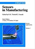 Sensors in Applications Volume 1: Sensors in Manufacturing