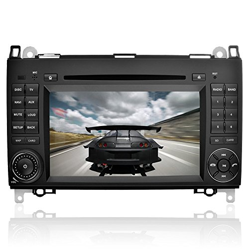 YINUO-7-Zoll-2-Din-Touchscreen-In-Dash-Autoradio-Moniceiver-DVD-Player-GPS-Navigation-fr-Mercedes-Benz-A-class-W169-2004-2012-Mercedes-Benz-B-class-W245-2004-2012-Mercedes-Benz-VianoVitoW639-2006-2014
