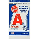 Hoover 4010001A Type A Vacuum Bags, 3 Bags for $3.99 + Shipping