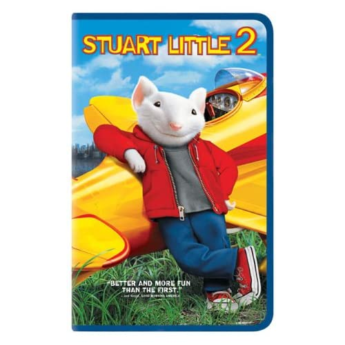 Amazon.com: Stuart Little 2 [VHS]: Michael J. Fox, Geena Davis, Hugh