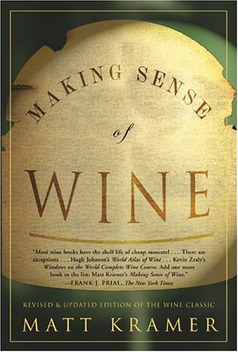 Making Sense Of Wine front-544171