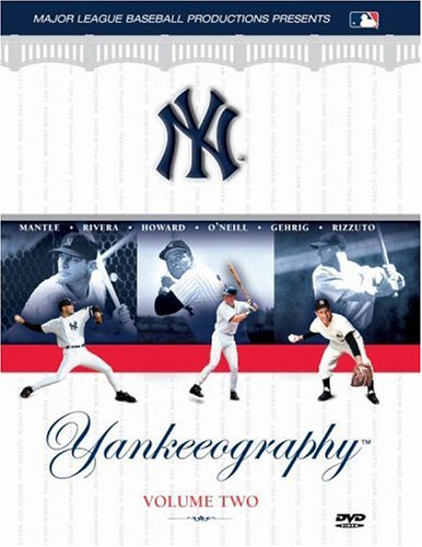 Cover art for  Yankeeography, Vol. 2