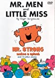 Mr Men & Little Miss Mr Strong Makes A Splash & 12 Other Stories [DVD] [2002]