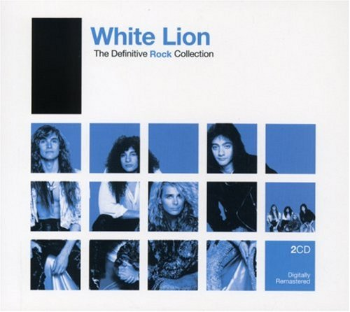 White Lion - The Definitive Rock Collection (2CD) - Zortam Music