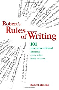 "Cover of ""Robert's Rules of Writing"""
