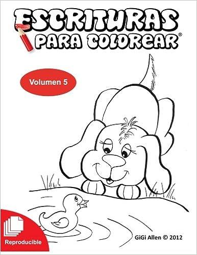 Escrituras Para Coloear Volumen 5