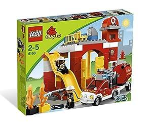 LEGO DUPLO 6168 El Parque de Bomberos en BebeHogar.com