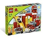 Toy - LEGO Duplo 6168 - Feuerwehr-Hauptquartier