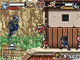 NARUTO-ナルト-最強忍者大結集4 DS 早期購入者特典「額当て型DSカバー」付き