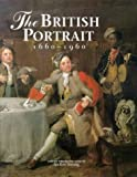 img - for The British Portrait 1660-1960 book / textbook / text book