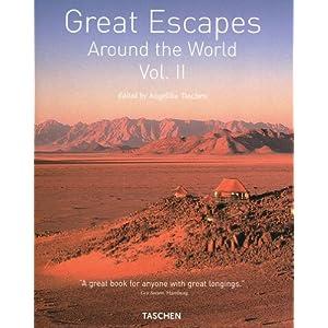 eBook Cover für  Great Escapes Around the World Vol 2 Europe Africa Asia South America North America