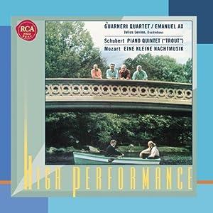 "Schubert: Piano Quintet ""Trout"", etc / Ax, Guarneri Quartet"