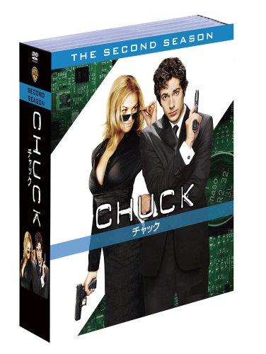 CHUCK / チャック 〈セカンド・シーズン〉セット1 [DVD]