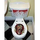 Toy - Halloween Toiletten Sitz Dekoration