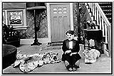 Shopolica Charlie Chapline Poster. (charlie-chapline-1608)