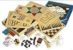 Philos 3102 - Holz-Spielesammlung mit...