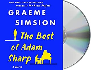 Book Cover: The Best of Adam Sharp
