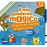 Il mio quaderno magico (4-5 anni). Con gadget