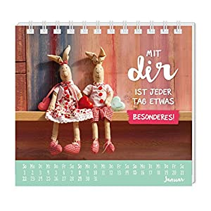 Zum Glück gibts dich! 2017: Mini-Kalender