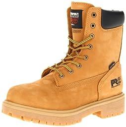 Timberland PRO Men\'s Wheat 26011 Direct Attach 8\