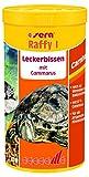 sera 01770 raffy I 1000 ml der Leckerbissen aus naturbelassenen, schonend getrockneten Gammarus (87 %) und Krill für Was