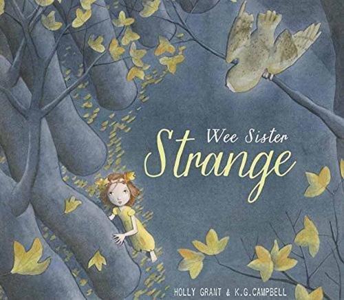 Book Cover: Wee Sister Strange
