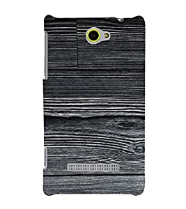 PrintVisa Plain Wooden Pattern 3D Hard Polycarbonate Designer Back Case Cover for HTC Windows Phone 8