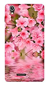 TrilMil Printed Designer Mobile Case Back Cover For XOLO A1010