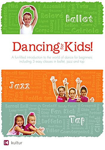 Dancing for Kids (Baby Ballet / Tot Tap / Junior Jazz) (Tap Dance Instructional Dvd compare prices)
