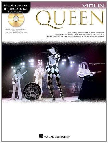 Queen: Violin (Instrumental Play-Along)