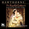 The Scarlet Letter Audiobook by Nathaniel Hawthorne Narrated by Charlton Griffin