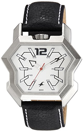 Fastrack-Analogue-White-Dial-Mens-Watch-3125SL01