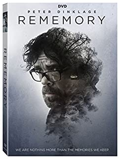 Book Cover: Rememory