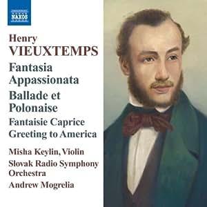 Fantasia Appassionata Ballade
