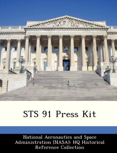 STS 91 Press Kit