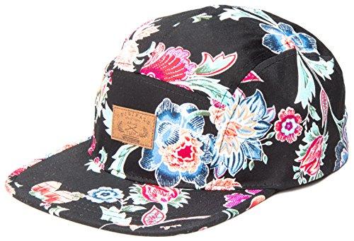 5-Panel-Hats-Black-FloralOS