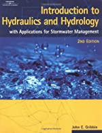 Introduction To Hydraulics & Hydrology
