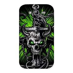 The Game Skull Back Case Cover for Galaxy Grand