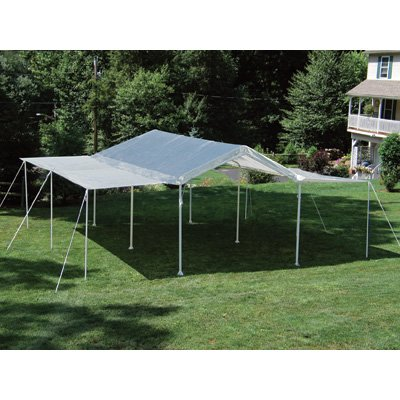 2in1 max ap canopy 20ftl x 10ft