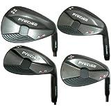 Precise Golf AMG Black Finish Golf Club Wedge
