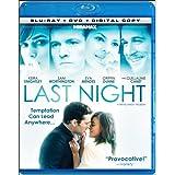 Last Night Combo Pack DVD/Blu-ray